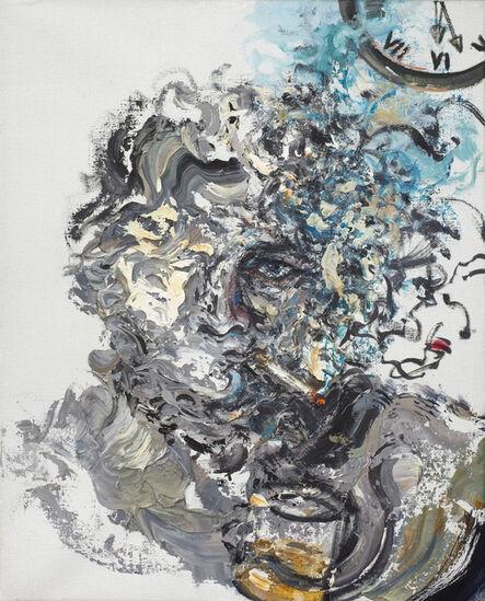 Maggi Hambling, 'Self-Portrait', 2011