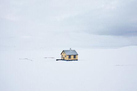 Maroesjka Lavigne, 'Yellow House, On the Road', 2011