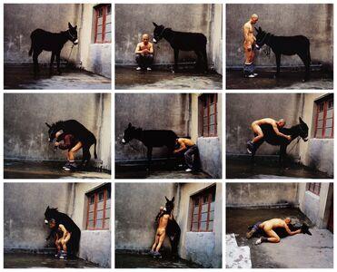 Zhang Huan, 'Window', 2004