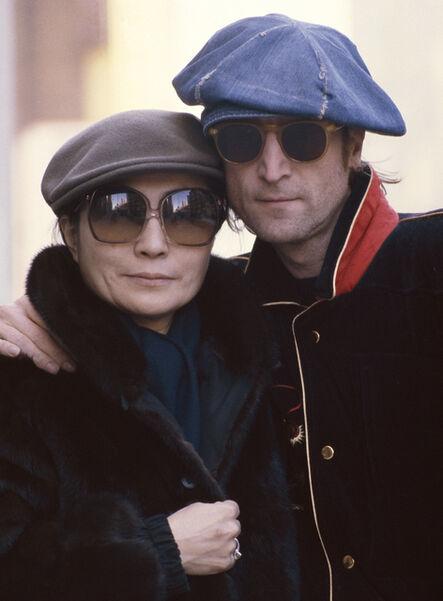 Bob Gruen, 'John Lennon The New York Years - John Lennon and Yoko Ono', 1970-1980