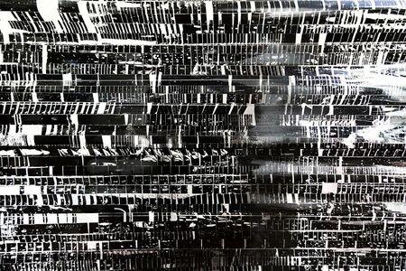 Jens Standke, 'On/Off: X-Files (detail)', 2016