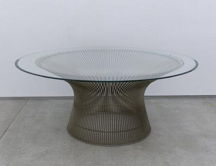 Warren Platner, 'Coffee Table'