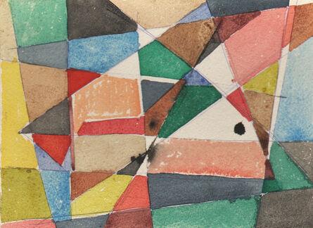 Morris Blackburn, 'Orchestration (Diagonals)', 1947