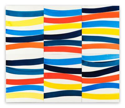 Kim Uchiyama, 'Waterway I (Abstract drawing)', 2012