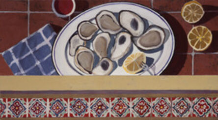 Sterling Mulbry, 'Oysters on a Platter', 2013