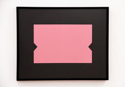Matthew Higgs, 'MH Lawrence Weiner'