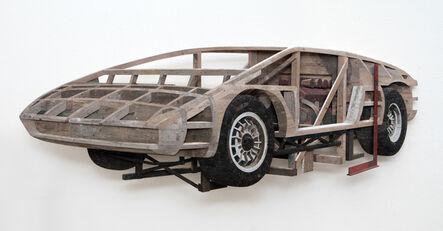 Ron van der Ende, 'Body Buck', 2015
