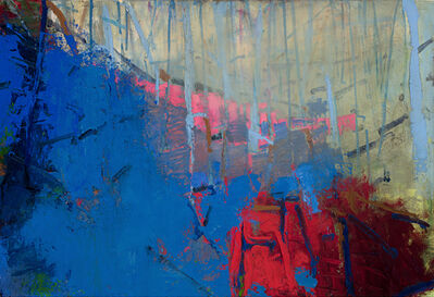 Brian Rutenberg, 'Orchard 4', 2017