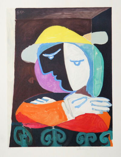 Pablo Picasso, 'Femme au Balcon, 1937', 1979-1982