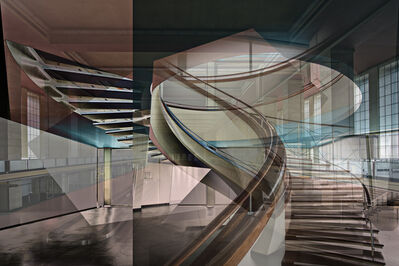 Jorge Miño, 'Entrecruce Series - JM#1 ', 2016