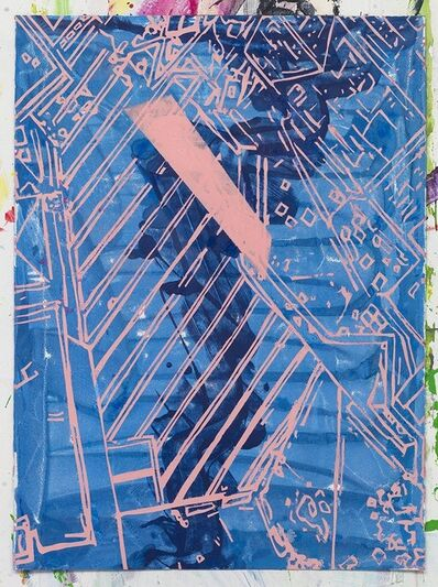 Quinten Edward Williams, 'Industrial Yard', 2017