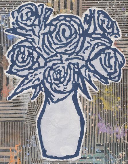 Donald Baechler, 'Arrangement', 2015