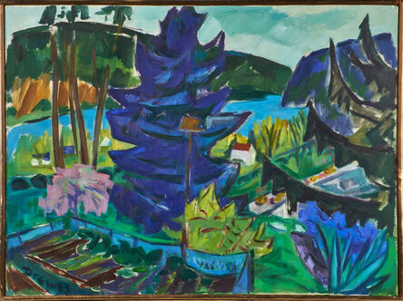 Werner Drewes, 'Untitled (Point Pleasant)', 1968