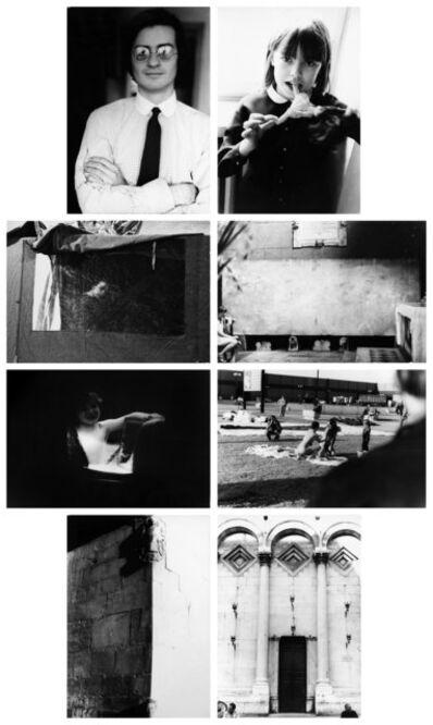 Luciano Fabro, 'Immagini parallele', 1972