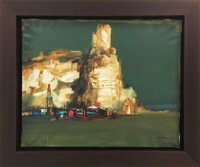 Nicola Simbari, 'Terracina', 1959