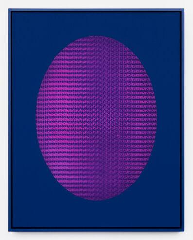 John Opera, 'Magenta LED (blue)', 2018