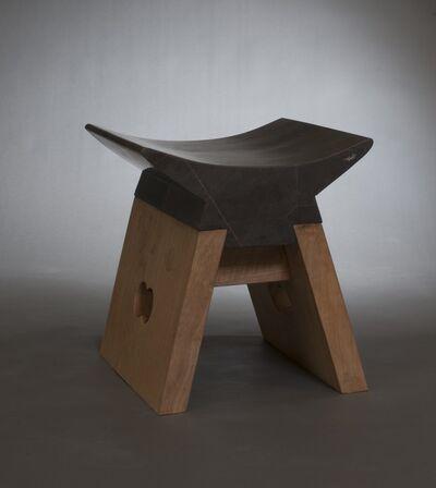 Eduardo Olbés, 'Marriage of Wood and Stone', 2010