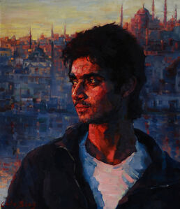 Christopher Zhang, 'Istanbul Young Man', 2020