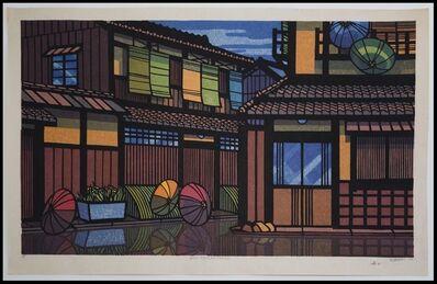 Clifton Karhu, 'Gion Reflections', 1982