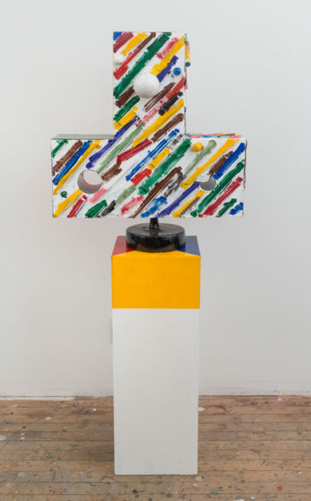 Austin Eddy, 'City-Face. (Rain)', 2016
