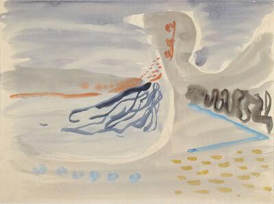 Eduard Bargheer, 'Place de la Concorde, Variation I', 1933