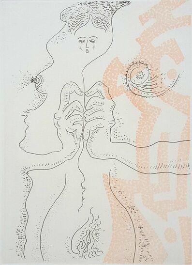 André Masson, 'Le Fil d'Ariane', 1974