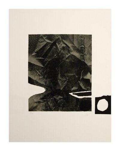 Antoni Clavé, 'Papier froissé', 1975