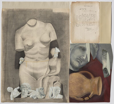 Nono Bandera, 'Still Sculpture', 2015