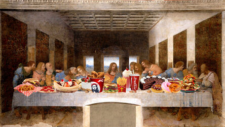 Kenneth Tin-Kin Hung, 'The Fast Supper', 2011