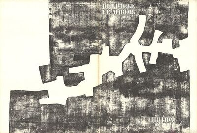Eduardo Chillida, 'Shape Evolution', 1968