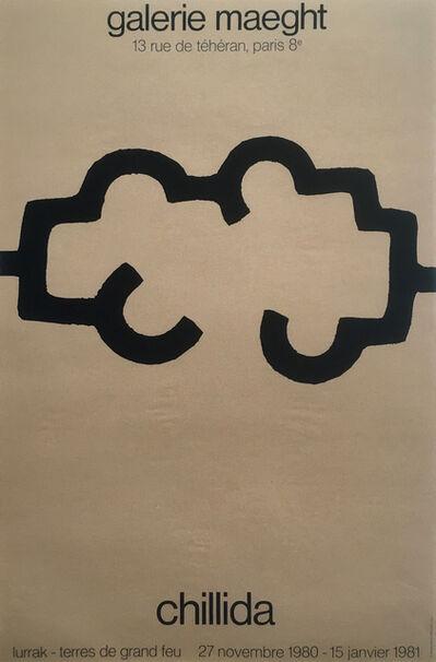 Eduardo Chillida, 'Terres de Grand Feu', 1980