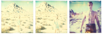 Stefanie Schneider, 'Aimless - It all began quite simply I was very happy -', 2003