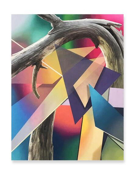 Javier Peláez, 'Broken Tree #4', 2019