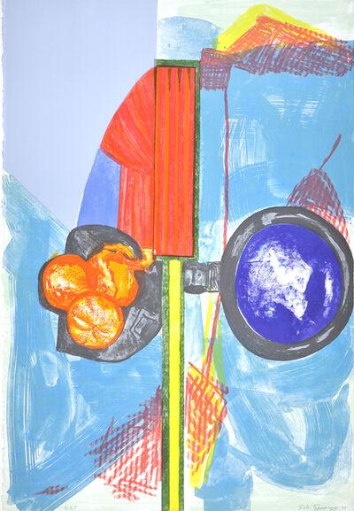 Roberto Juarez, 'Orange Stoplight', 2017