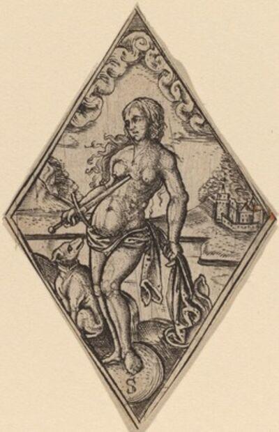 Master S, 'Lucretia'