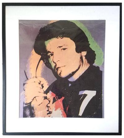 Andy Warhol, 'Rod Gilbert', 1977