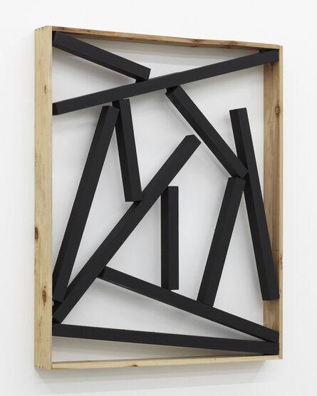 Kishio Suga, '素空 Elements of Space', 1987