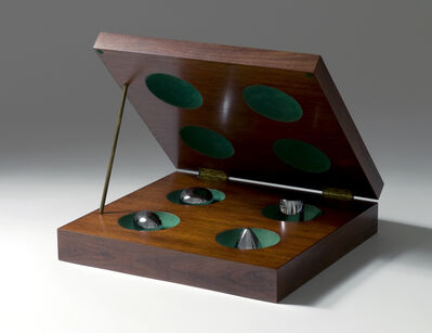 Richard Artschwager, 'Four Approximate Objects', 1970-1991