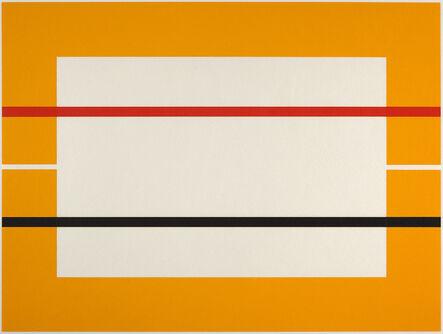 Donald Judd, 'Untitled (Schellmann 196)', 1990