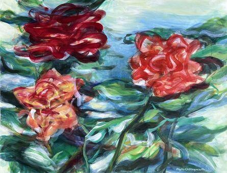 Phyllis Chillingworth, 'Sea of Roses', 2016