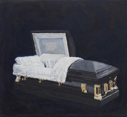 Reginald O'Neal, 'My Little Brothers Casket', 2018