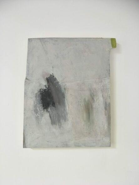ROSE MOXHAM, 'Surfacing on the white bay (Green beacon) 4', 2021