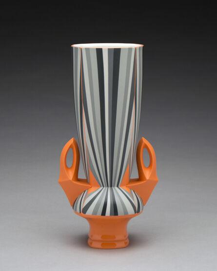 Peter Pincus, 'Orange Vase', 2019