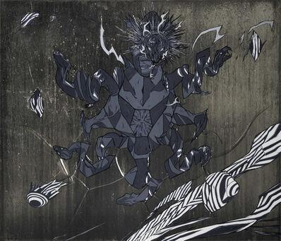 Amano Yoshitaka, 'Black Tortoise', 2013