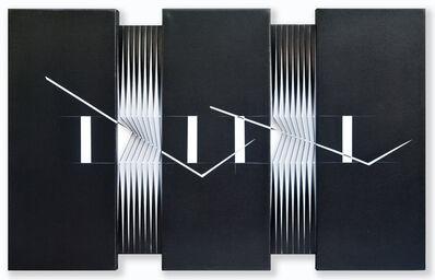 Alberto Biasi, 'Trittico', 2012