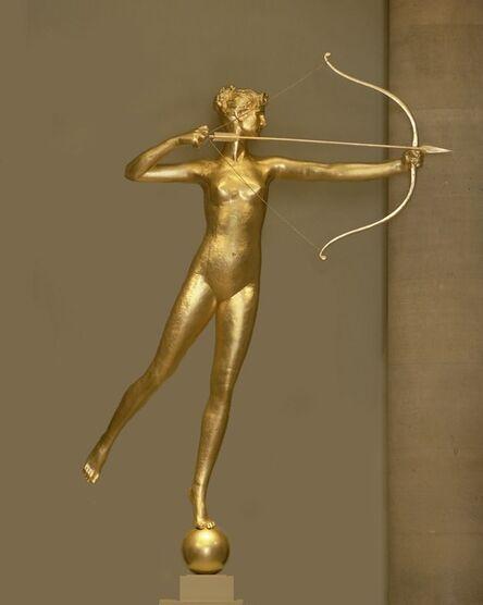 Augustus Saint-Gaudens, 'Diana', 1892-1893