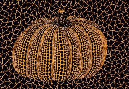 Yayoi Kusama, 'Pumpkin (Y)', 1992