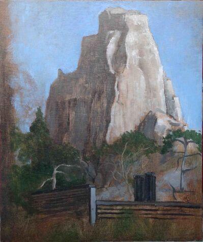 Jean-Baptiste Marot, ' Rocher des singes 4', 2017
