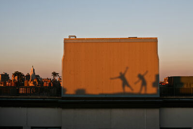 Robin Cerutti, 'on the roof', 2012