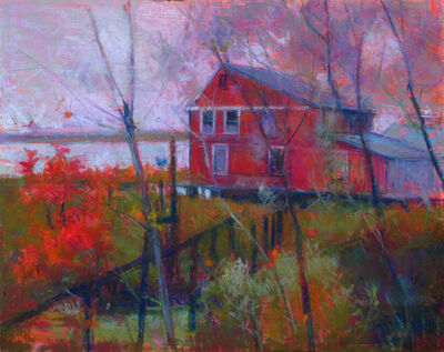 Doug Dawson, 'Marsh House', 2019
